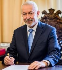 Prezydent Krzysztof Hildebrant